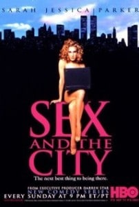 Sex And The City - photo courtesy of HBO