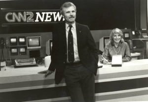 Ted Turner at CNN