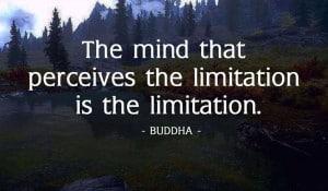 Limitation vs. Limitless Thinking