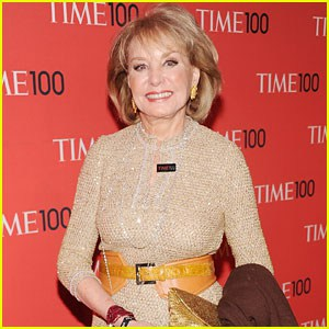 Barbara Walters Journalist and Talk Show Host
