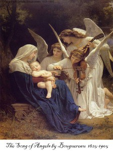 Angels, God, and Spirituality