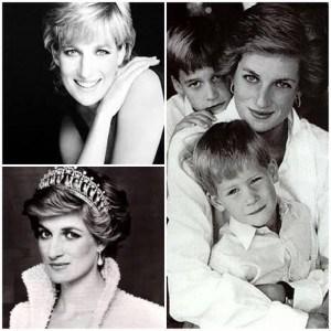 Lady Diana montage