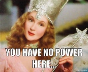 "The Good Witch: ""You Have No Power Here."""