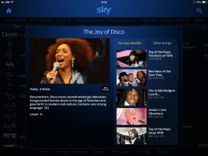 The BBC4 History of Disco