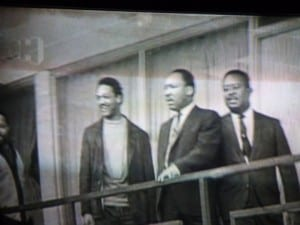 Dr Martin Luther King - The Last Living Photograph