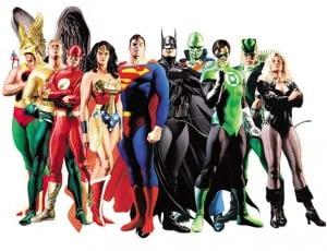 Global Super Hero Collective