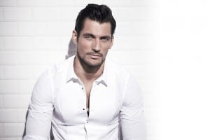 David Gandy - Photograph courtesy of Square Mile Magazine