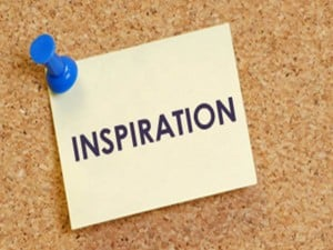 I provide a dose of inspiration and move people to inspired action