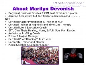 About Marilyn Devonish