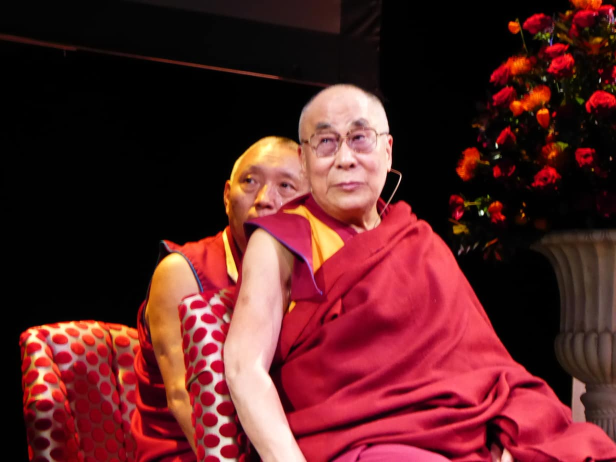 The Dalai Lama on The Missing Link in Spirituality & Science of the