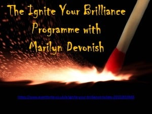 The Ignite Your Brilliance Programme