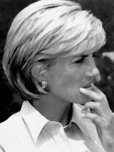Lady Diana - A woman of grace and power who knew her own mind