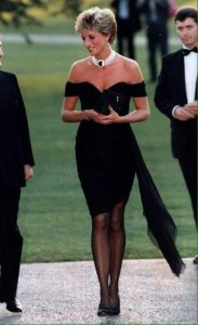 Princess Diana in THAT lbd . . . .